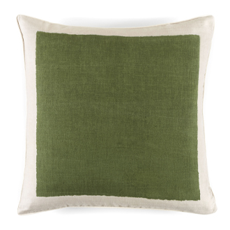 Elitis Kissen Summer (Duck green) - 65x65 cm -  CO 172 66 06