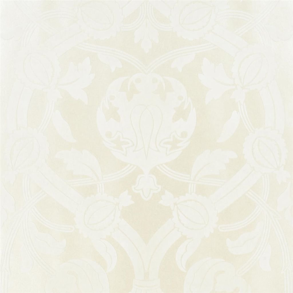 Royal Collection Tapete Isabella - Ivory · PQ007/05