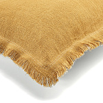 Elitis Kissen Karma baby (Honey et Flax) - 30x45cm - CO 142 24 04