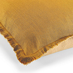 Elitis Kissen Big Karma (Honey et Flax) - 65x65cm - CO 174 24 06